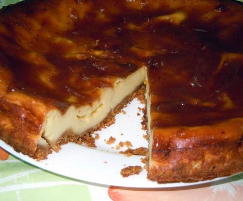 original receta tarta de queso