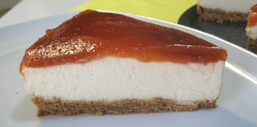 Tarta de Queso y Membrillo receta facil