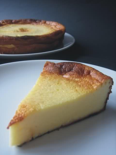 torta de queso receta facil
