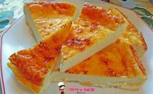 tarta de queso horno