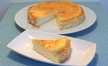 receta de pastel de queso de la abuela